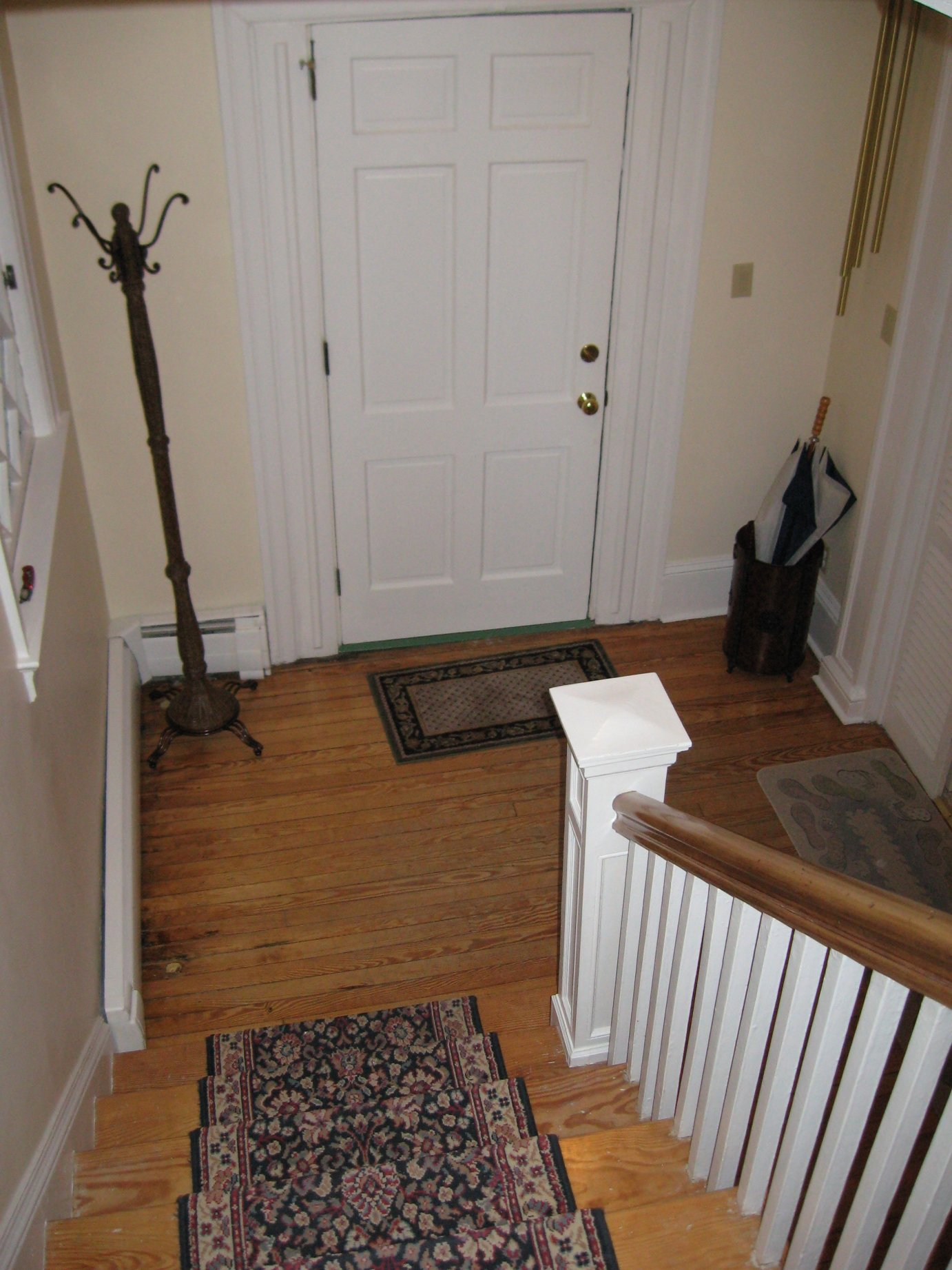 Small Foyer Photos : Gracious seashore vacation rental home ocean grove nj